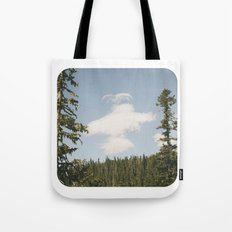 Angel Cloud Tote Bag