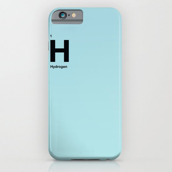 Hydrogen iPhone & iPod Case