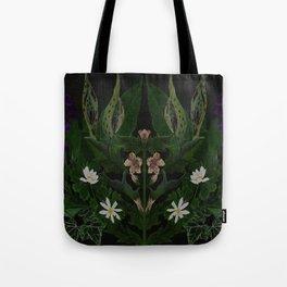 The Poison Garden - Datura Tote Bag