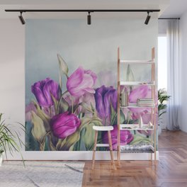 It Might As Well Be Spring Wall Mural