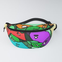 TMNT2020 Fanny Pack