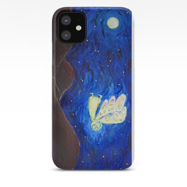 Care of the Soul Angel iPhone Case