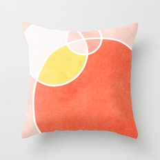 Gently Throw Pillow