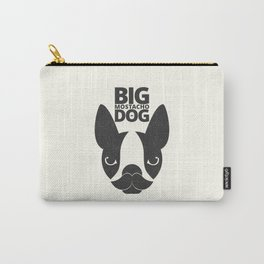 Big Mostacho Dog Carry-All Pouch