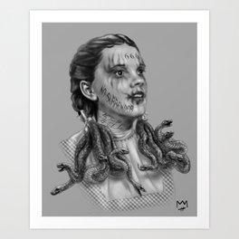 No Surrender Dorothy Art Print