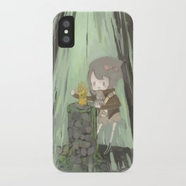 Lost Gauntlet iPhone Case