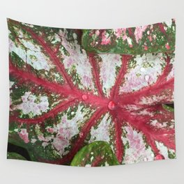 Heart of the Leaf Wall Tapestry