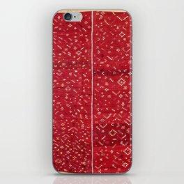 Çal  Antique Turkish Kilim Cover iPhone Skin