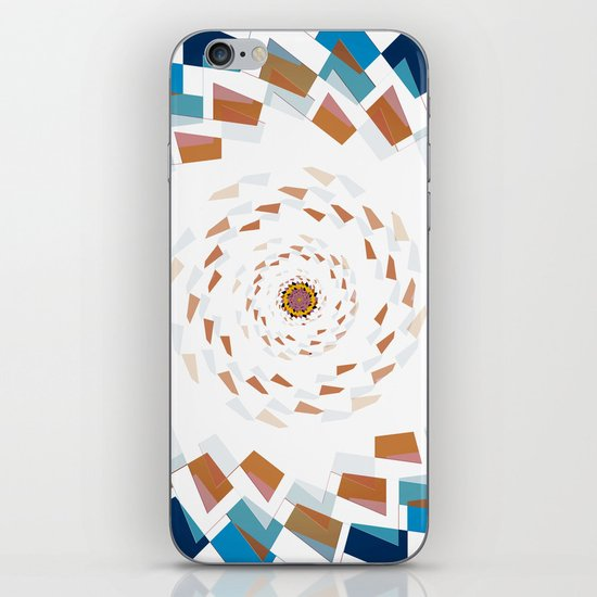 Nexus N°37 iPhone & iPod Skin