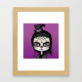She's In Parties Framed Art Print