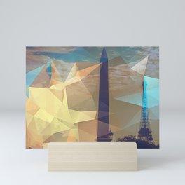 Cubisme Mini Art Print