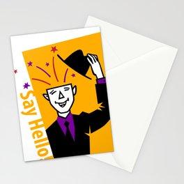 Say Hello! Stationery Cards