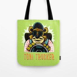 tony trucker Tote Bag