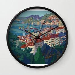 Vigo Wall Clock