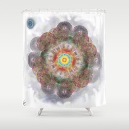 8818 Shower Curtain