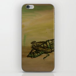 Grasshopper - 31, Mar. 2010 - Tonight's Watercolor iPhone Skin