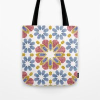 morocco Tote Bags featuring Morocco by Vicky Webb