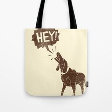 Dogs have a lot to Say Tote Bag