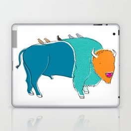 Bristol Bison Laptop & iPad Skin