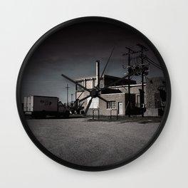 TCM #6 - Slaughterhouse Wall Clock