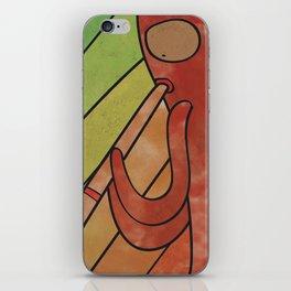 CIORIØOUITTI From LinebOo0O (Didgeridoo) iPhone Skin