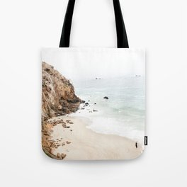 Malibu California Beach Tote Bag