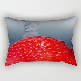 Dripping Mountain.  Rectangular Pillow