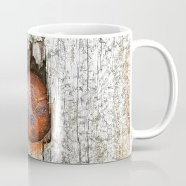 Bolt in Board Coffee Mug