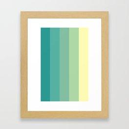 Color#1 Framed Art Print