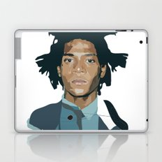 Jean-Michel Basquiat - Artist Series Laptop & iPad Skin