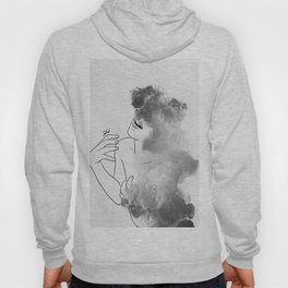War of thoughts. Hoody