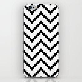 Tribal Chevron W&B iPhone Skin
