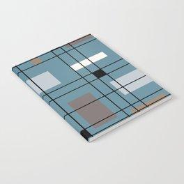 1950's Abstract Art Notebook