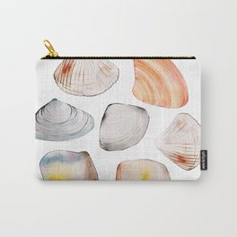 seven seashells Carry-All Pouch