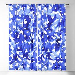 Energy Blue Blackout Curtain