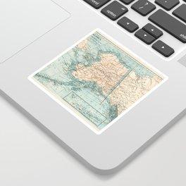 Vintage Alaska Sticker
