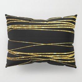 All That Glitters Pillow Sham