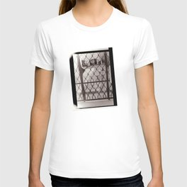 Can't lock up a free soul T-shirt