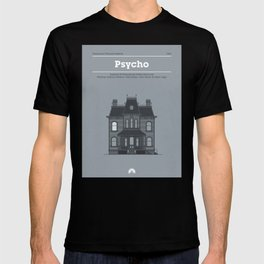 Horror Film Houses 01 T-shirt