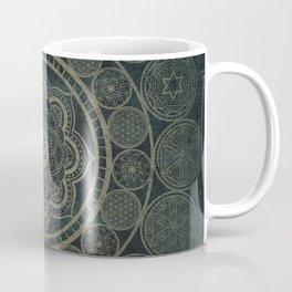 Circular Connections Coffee Mug