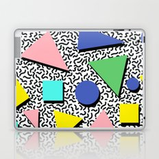 Memphis pattern 5 Laptop & iPad Skin