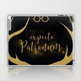 Harry P Expecto Laptop & iPad Skin