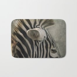 The striped Mohican Bath Mat