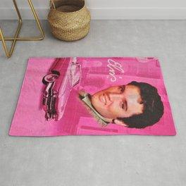 Elvis Presley on Tour Exhibition O2 Arena Rug