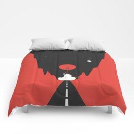 Valley Launch Comforters