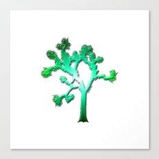 Joshua Tree Verdant by CREYES Canvas Print