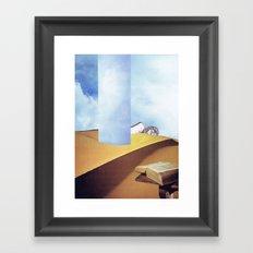 Indisputable Almost Framed Art Print