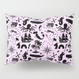 High Seas Adventure // Pink Pillow Sham