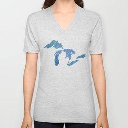 Great Lakes Unisex V-Neck