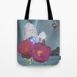 I Talk With The Spirits Tote Bag